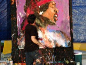 Hendrix Performance, early days