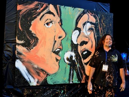 Performance McCartney & Lennon