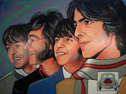 Bugstock Beatles