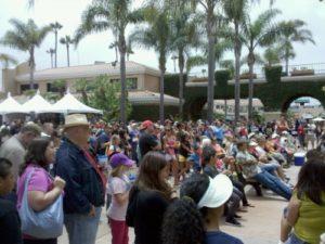 Great Audiences at San Diego County Fair