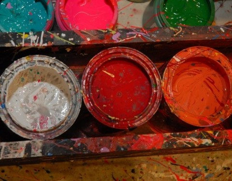 Keep Your Paint Colors Pure