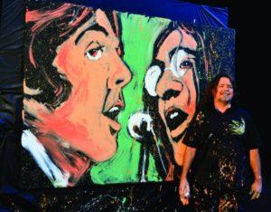 Meet Gregory Adamson, Art in a Flash