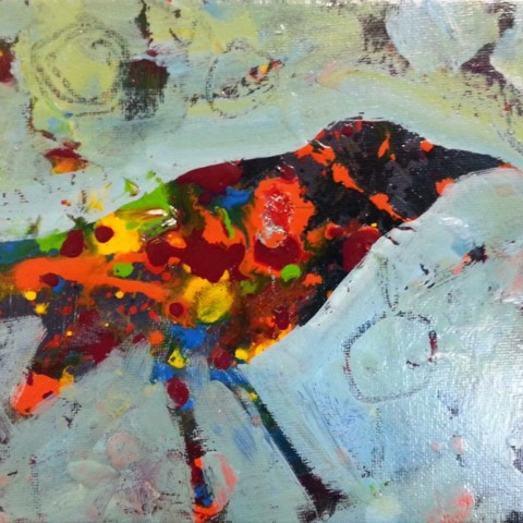 Dazzling Bird