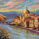 Colors of the Danube